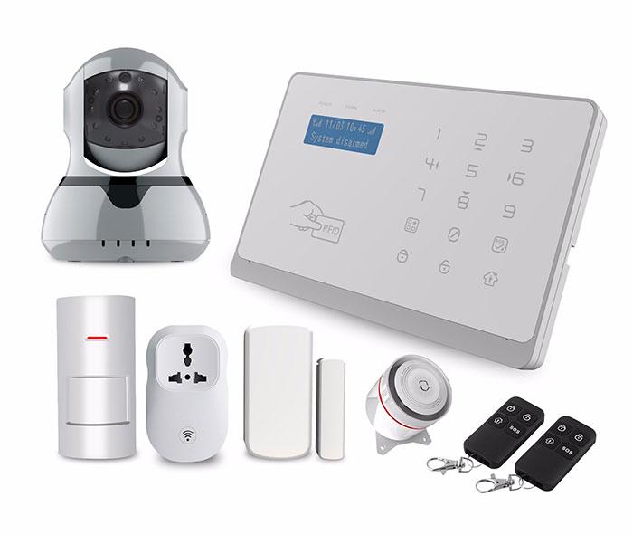 سیستمهای امنیتی و دوربین ها